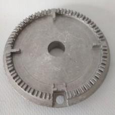 Горелка газовой плиты Дружковка большая (выпуск 2004-2008)