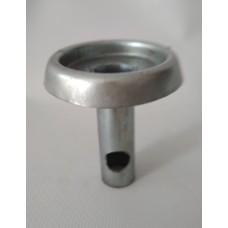 Горелка газовой плиты Дружковка короткая большая (выпуск до 2004)