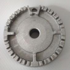Горелка газовой плиты ГРЕТА большая (выпуск с 2011 года)