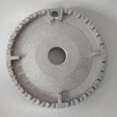 Горелка газовой плиты ГРЕТА средняя (выпуск с 2011 года)