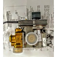 Газоводяной блок колонки Termet G19-01 (водяная часть-латунь)