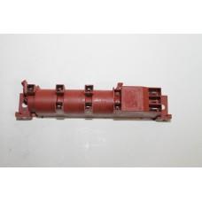 Блок розжига газовой плиты 6-ти контактный
