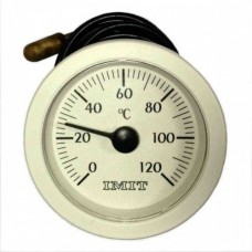 Термометр капиллярный круглый d=52mm IMIT