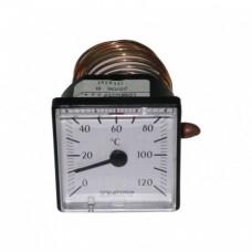 Термометр капиллярный квадратный 45х45 IMIT