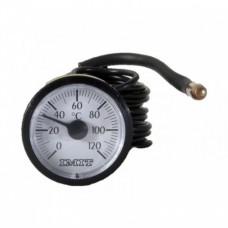 Термометр капиллярный круглый d=37mm IMIT